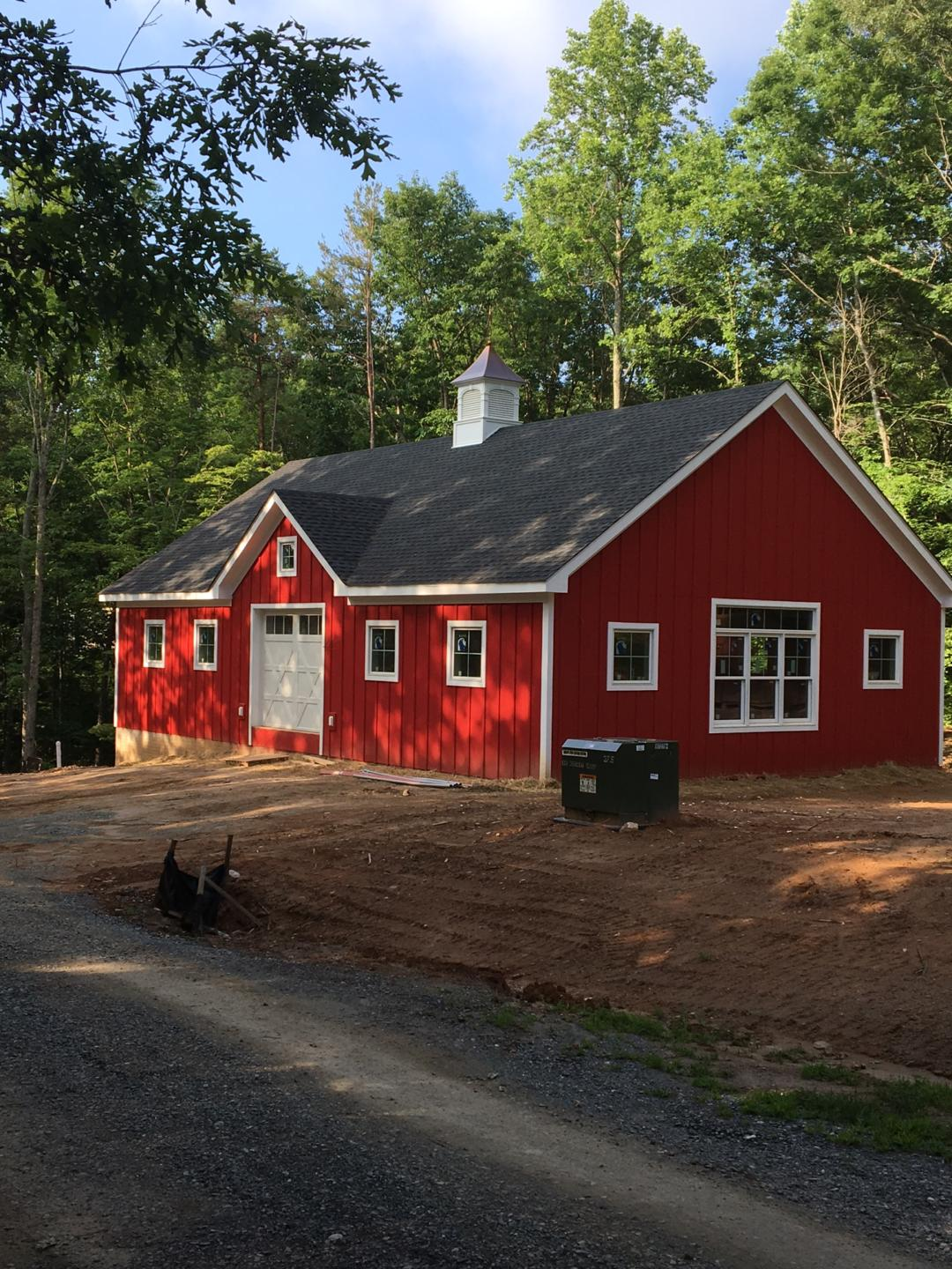 Barn Projects